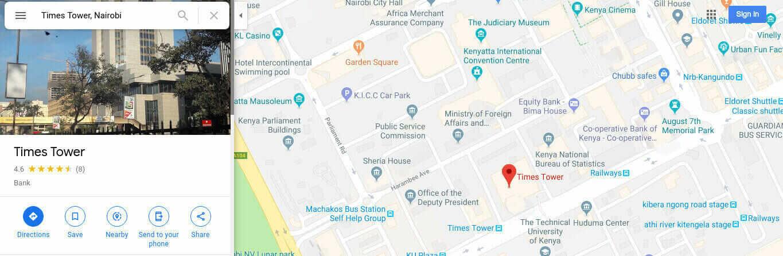 embedding google map