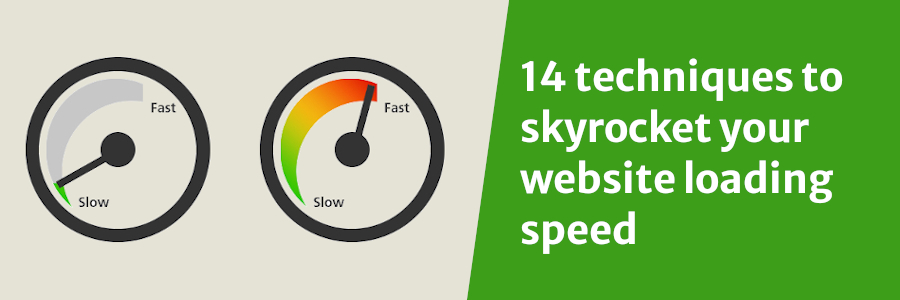 14 techniques to skyrocket your website loading speed