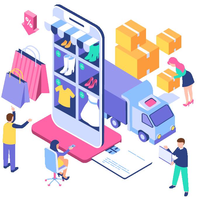 E-Commerce Web designers in Nairobi